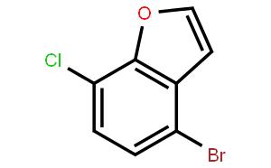 4-溴-7-氯苯并呋喃